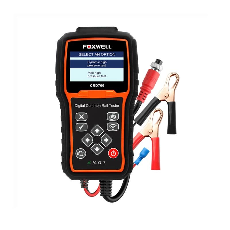 Probador de Presión de Carril Digital Foxwell CRD700