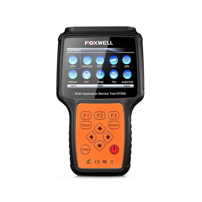 Scanner Automotriz Foxwell NT650