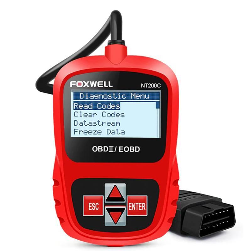 Scanner Automotriz Foxwell