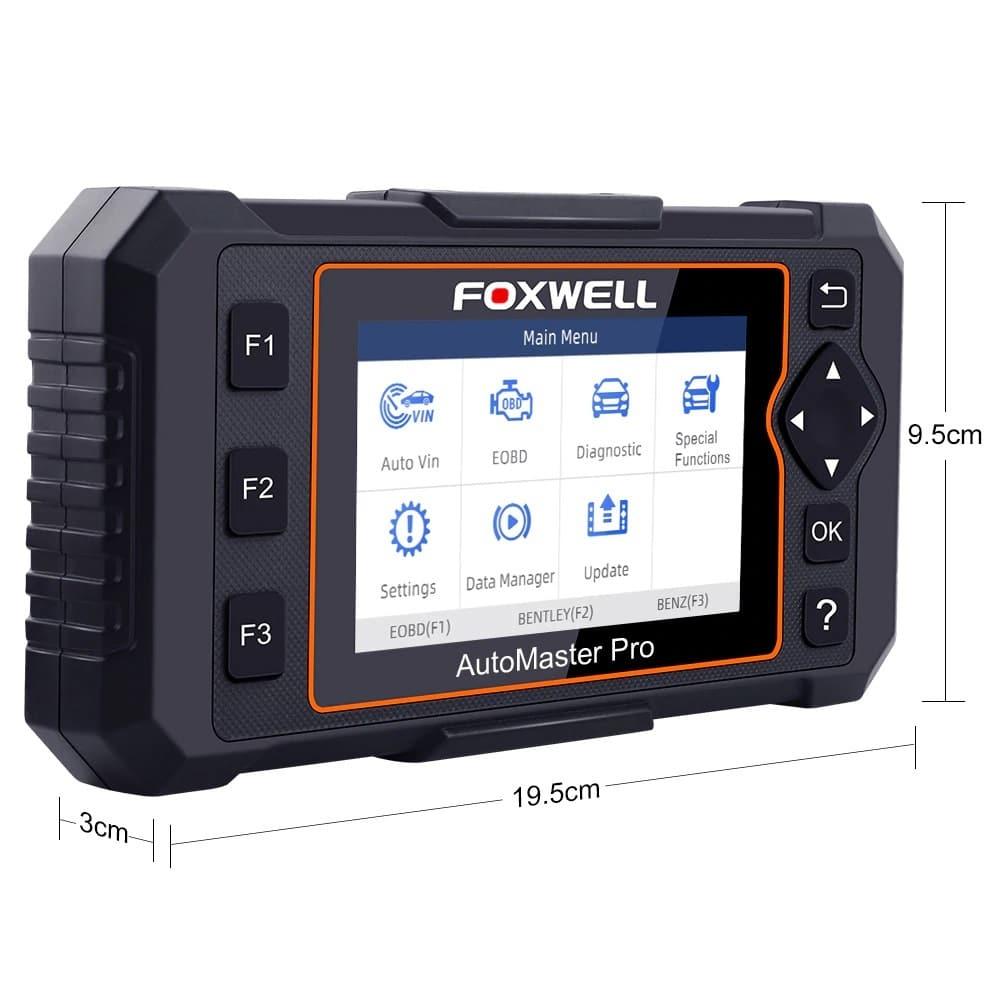 Scanner Automotriz Foxwell NT624 Elite