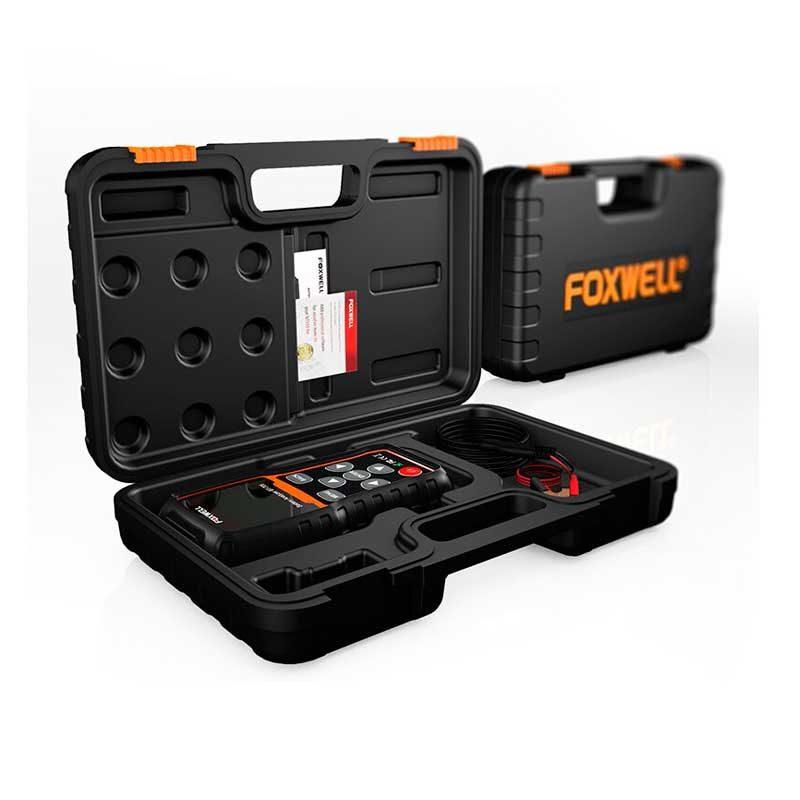 Analizador de bateria Foxwell BT705