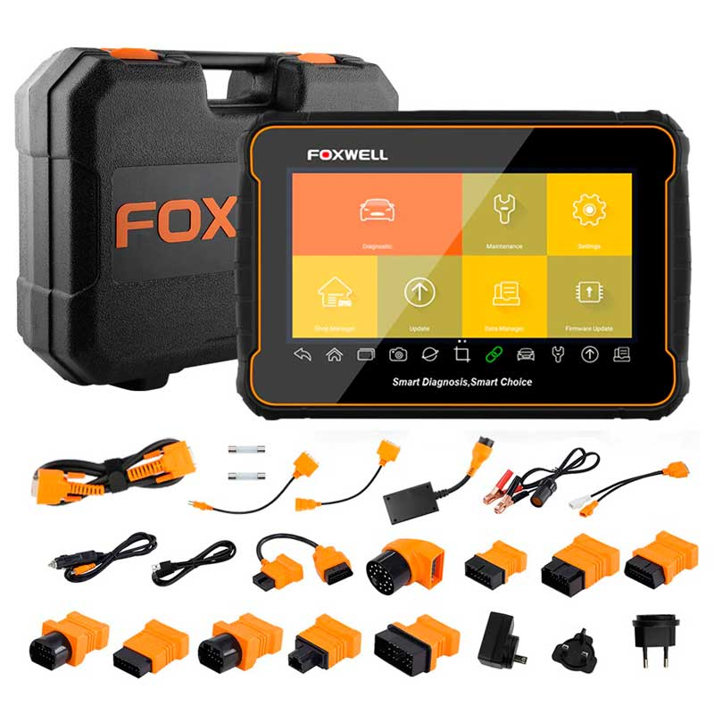 Scanner Automotriz Foxwell GT60 Plus