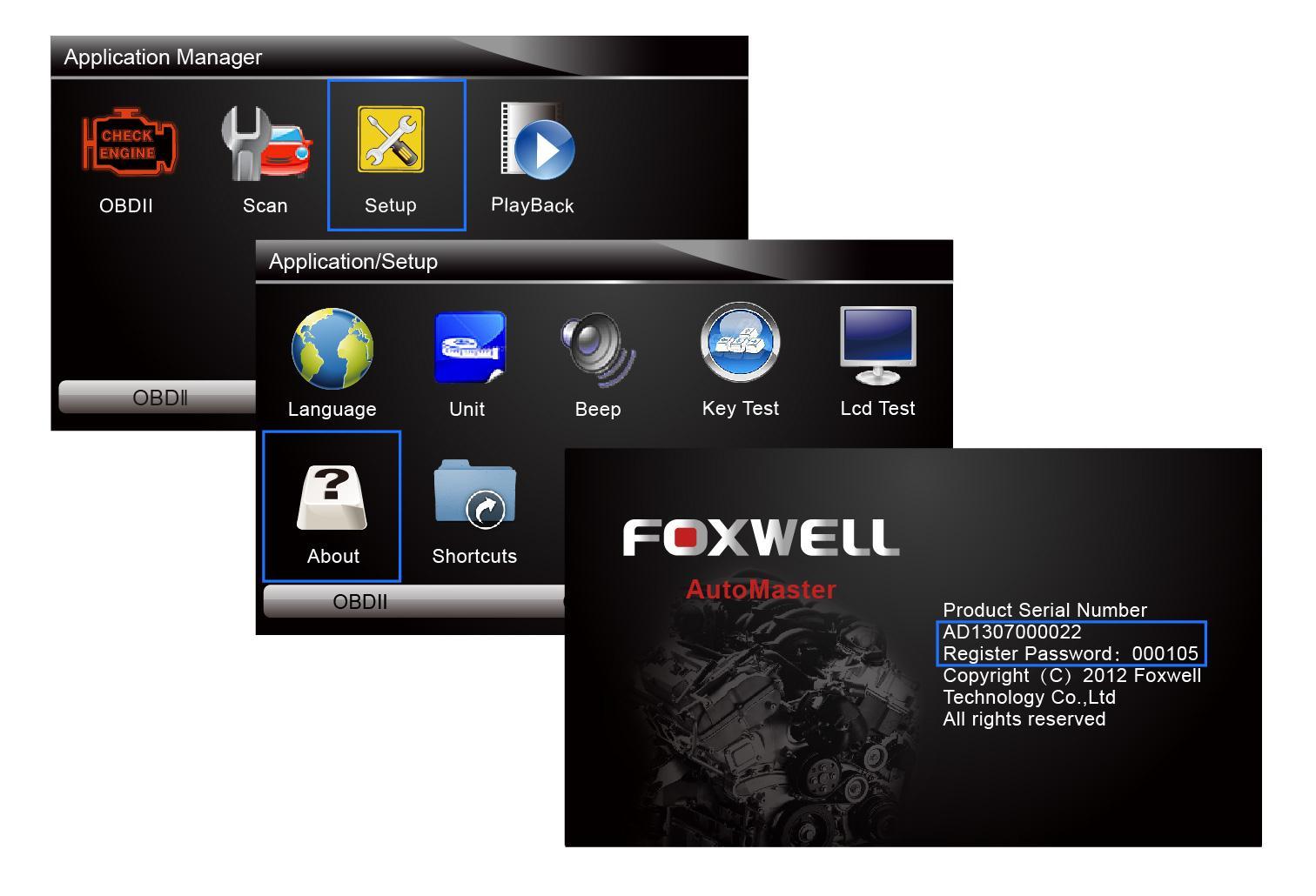 Foxwell Chile