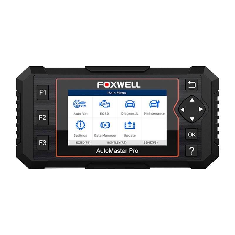 Scanner Automotriz Foxwell NT614 Elite