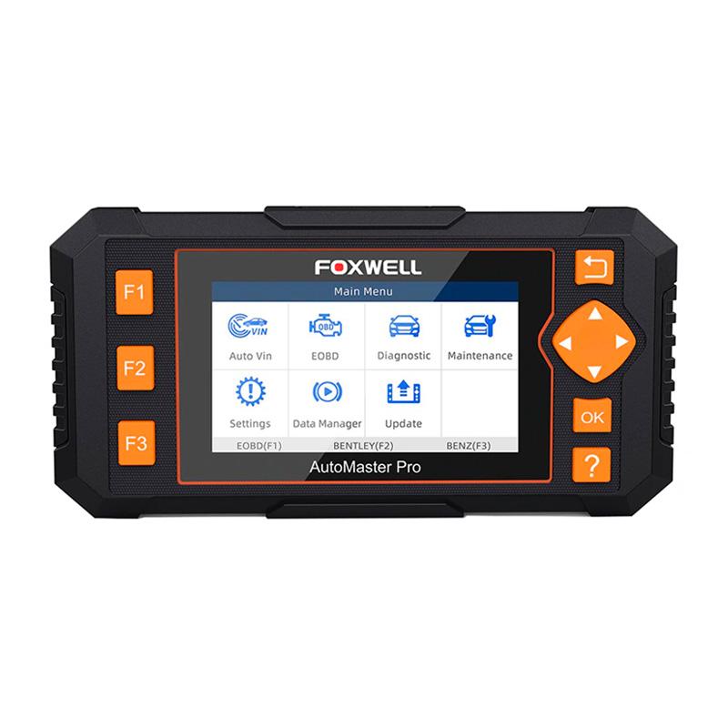 Scanner Automotriz Foxwell NT634