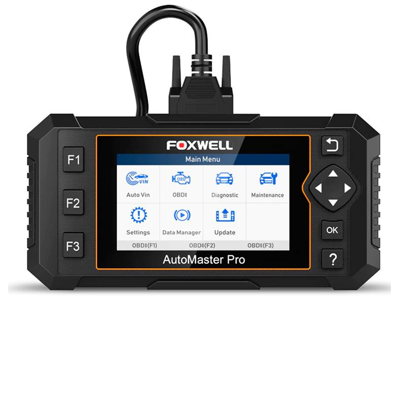 Scanner Automotriz Foxwell NT644 Elite