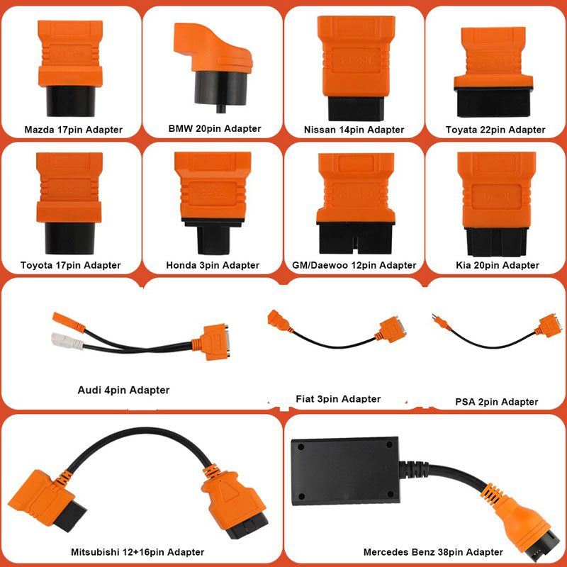 Cables Foxwell